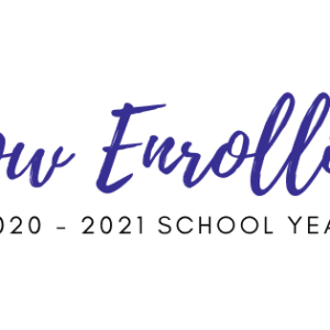 2020-2021 School Year – Now Enrolling!