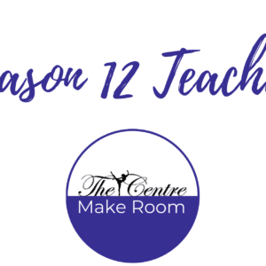 Announcing Season 12 Teachers!