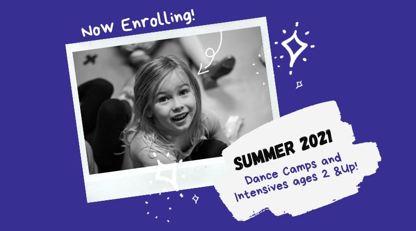 Summer 2021 – Now Enrolling!